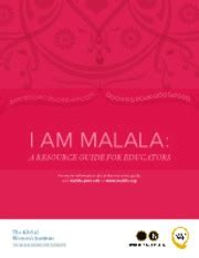 Essays on i am malala